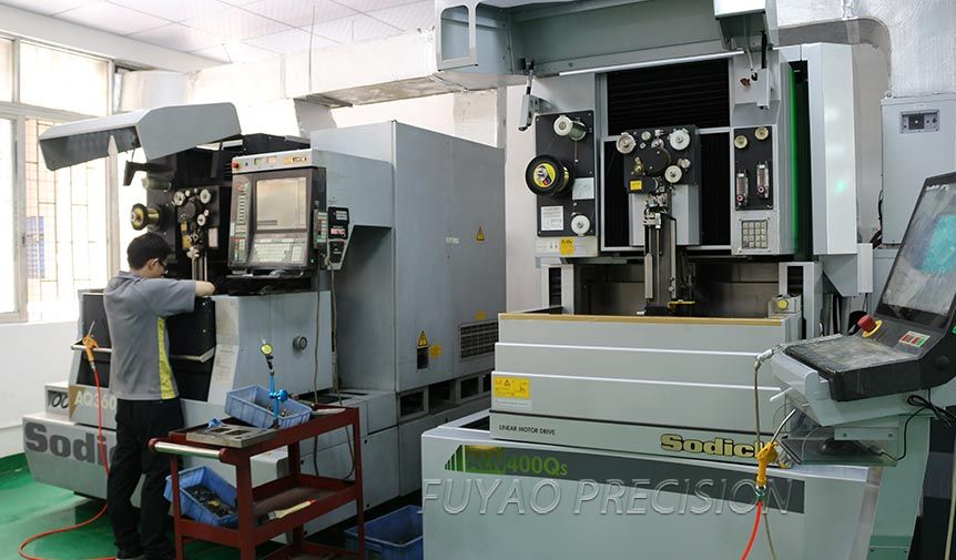 Sodick Low Speed Wire Cutting Machine