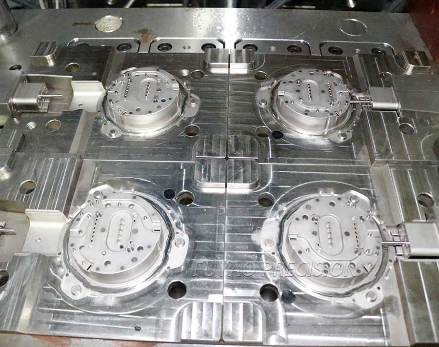 Automotive connector injection mould