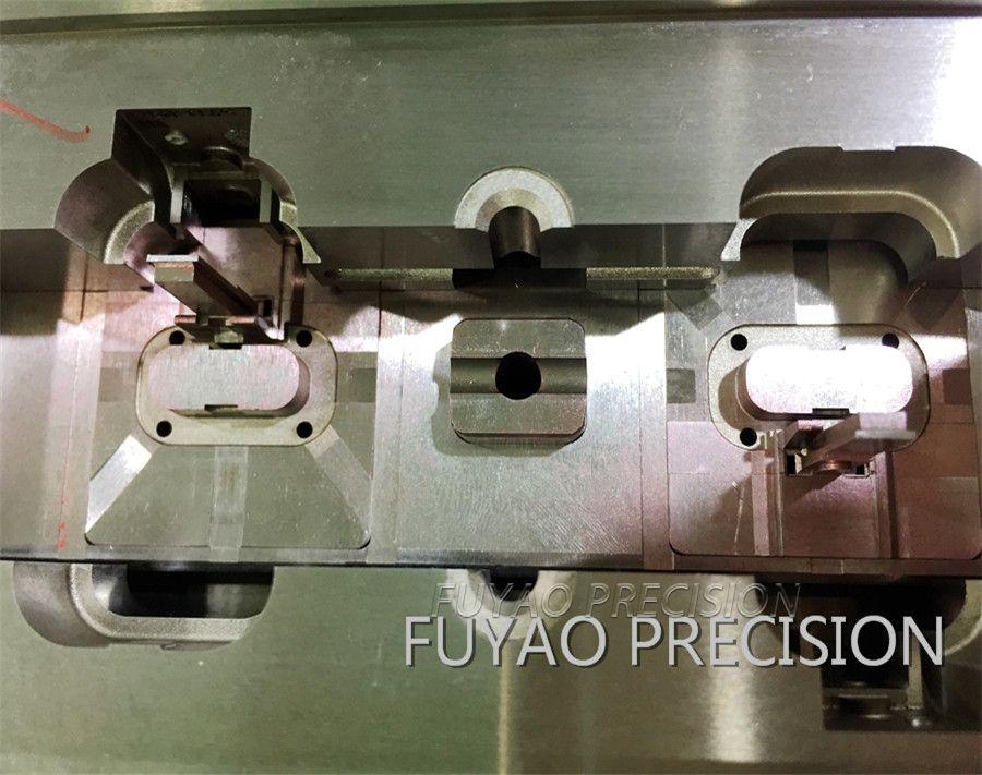 Automotive connector injection mould